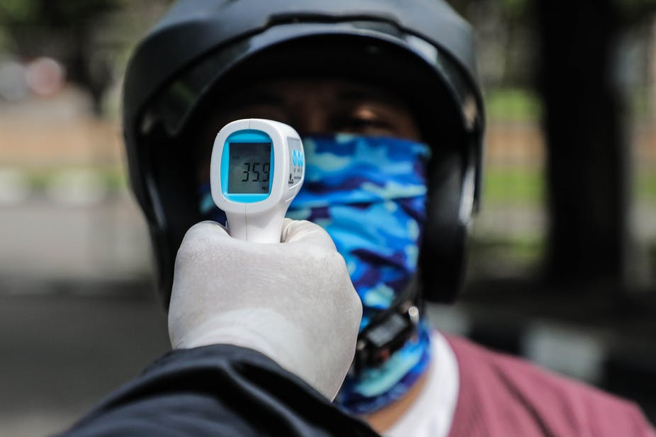 Is Temperature Monitoring Really Effective for COVID 19 in India?