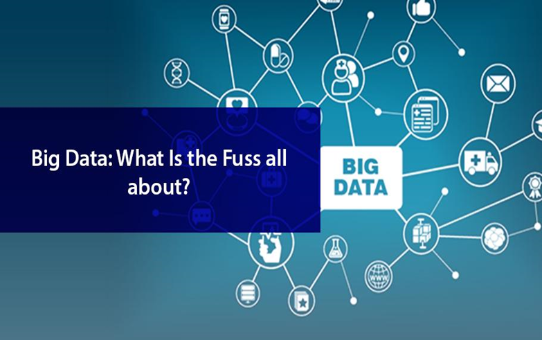Big Data: What Is the Fuss all about?