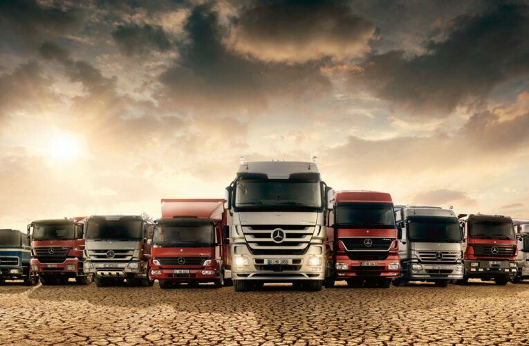 Which truck center to select?
