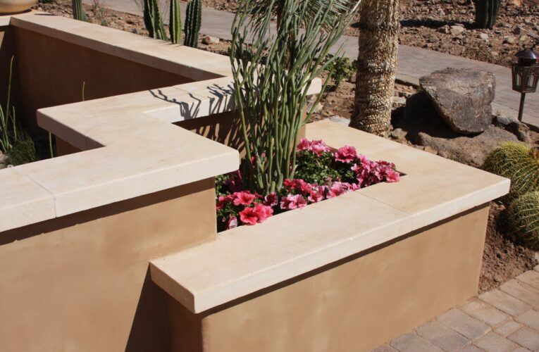 EXCELLENT QUALITY GARDEN WALL CAPPING AND COPING PAVERS