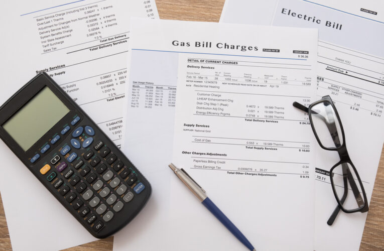 Our advice to reduce the natural gas bill