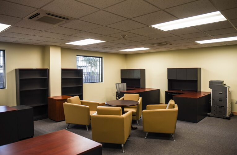 5 Office Remodelling Tips for a Small Budget