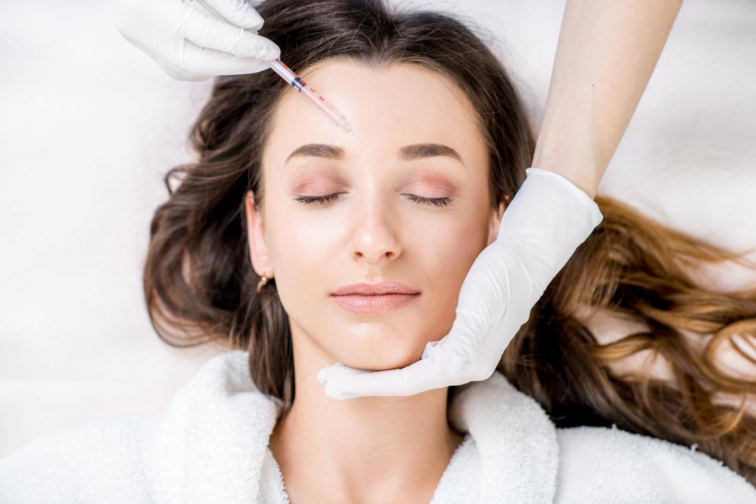 The different Botox injection applications